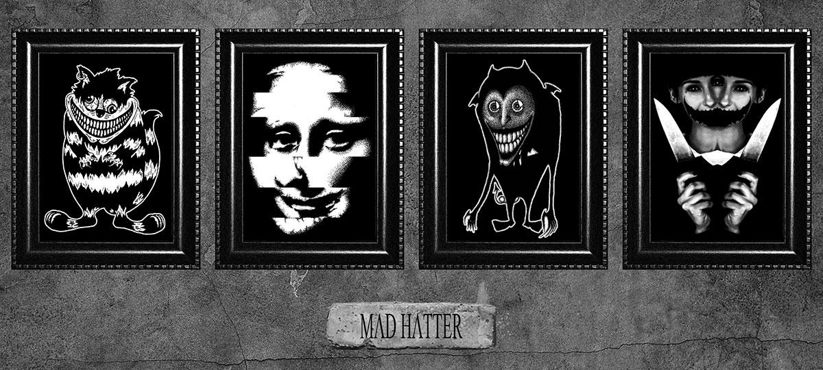MAD HATTER,マッドハッター