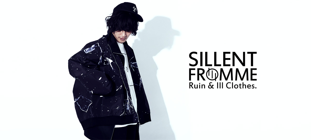 SILLENTFROMME,サイレントフロムミー