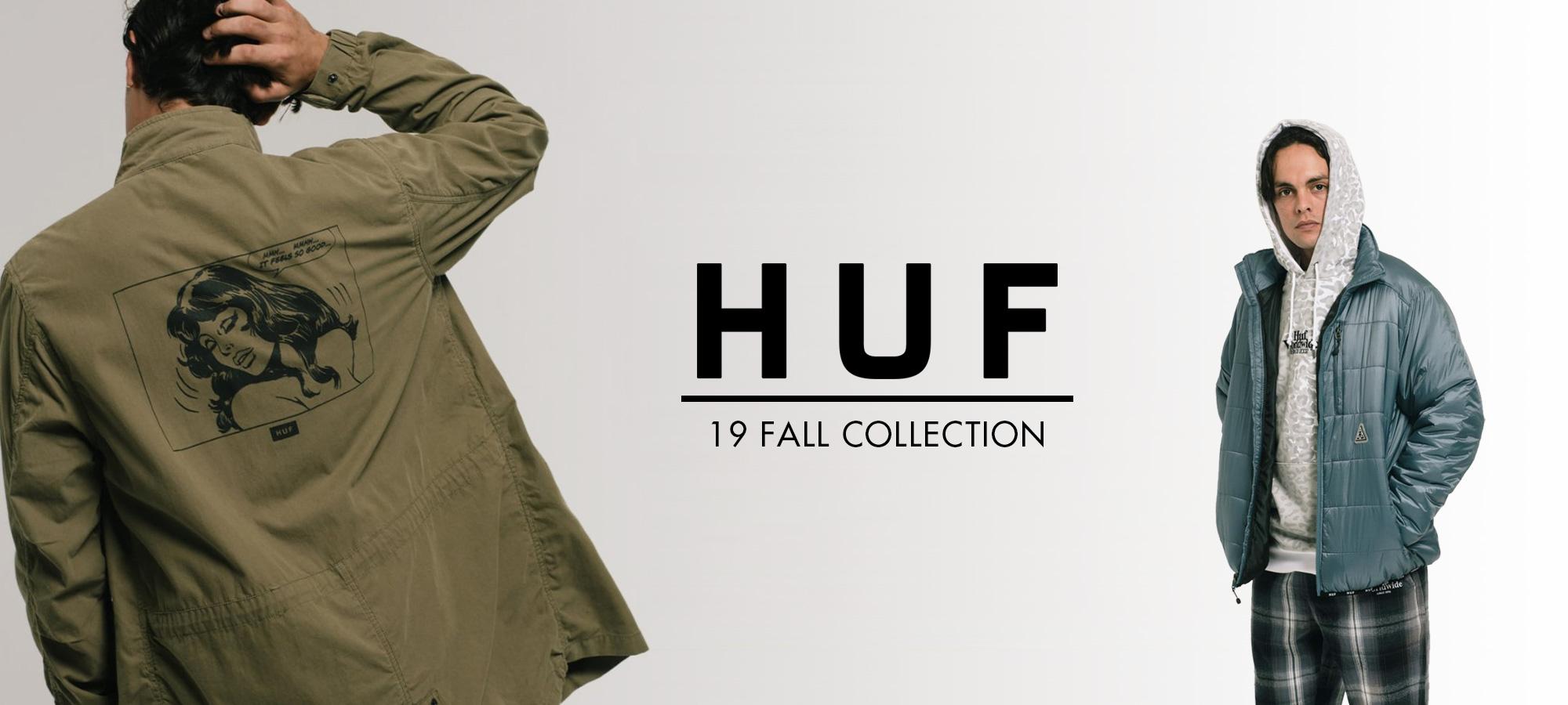 HUF,ハフ