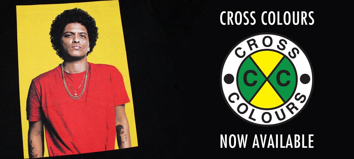 CROSS COLOURS,クロスカラーズ